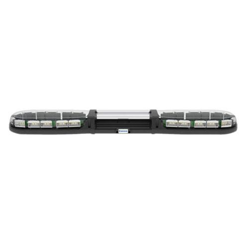 ECCO 13 Series R65 1000mm 24 Mod 12/24v LED Amber Lightbar PN: 13-00004-E