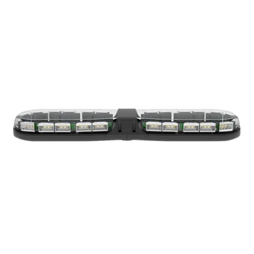 ECCO 13 Series R65 770mm 24 Mod 12/24v LED Amber Lightbar PN: 13-00002-E