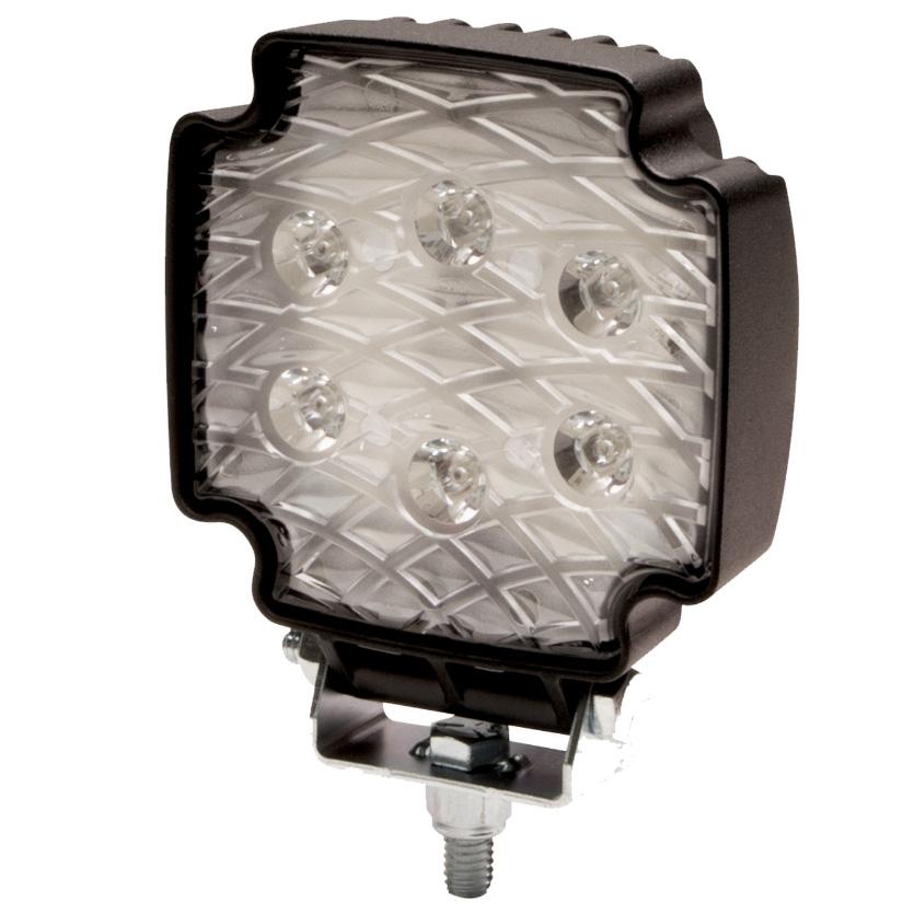 ECCO EW2101 Series 12/24v IP67 EQUINOX LED Worklamp PN: EW2101