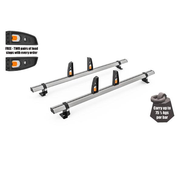 Citroen Dispatch L2,H1 2x Vecta Bars Up To 2016 PN:HS14-25