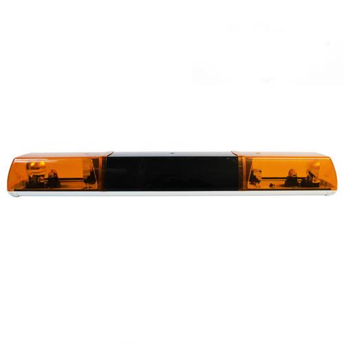 Vision Alert 1200mm 24v 4 Rot Amber Lightbar PN:70.007