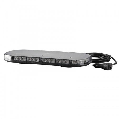 LED Autolamps Magnetic 380mm R65 Mini LED Lightbar PN: MLB380R65ABM-VM