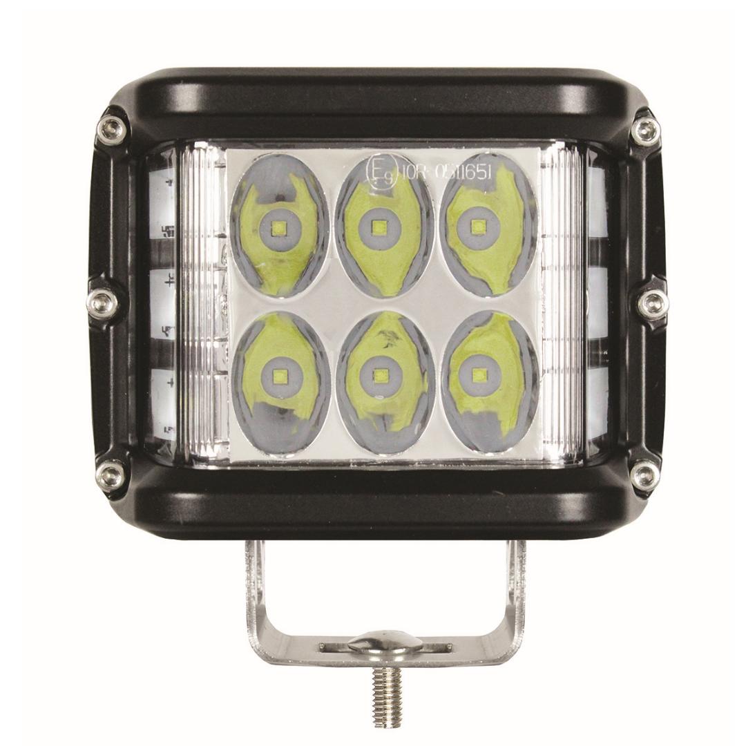 Van Master 9-32V 3000 Lumens Square LED Work Light PN: VMGWL70