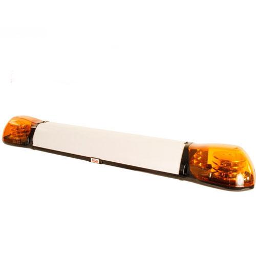 Britax Chapter 8 12/24v 1250mm 2 LED + Illuminated centre Light Bar: PN A6662.200.LDV