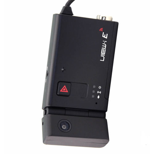 View-i Elite Plus Wi-Fi Capable Tamper-Proof forward and rear facing Witness Camera PN: Elite-Plus DL2