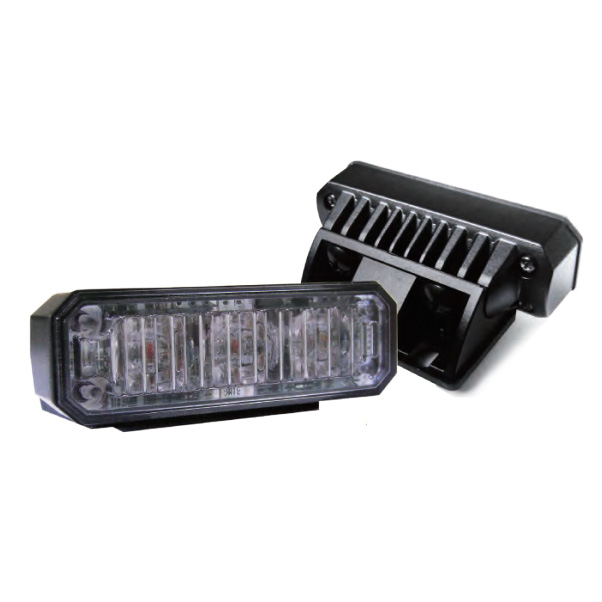 Juluen Mini StealthLED3 Hood Mount Amber LED PN: MS3A HM