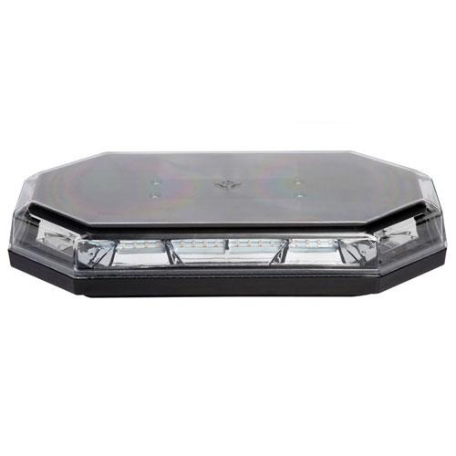 LAP Electrical 1556 Series Bolt on REG 65 LED Amber MiniBar PN:LAP1556AC/SP