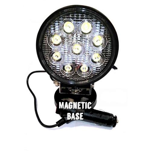 BL MAGNETIC 12/24v 9 x 3w LED WORKLAMP PN: LPR279M