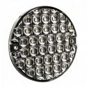 LED Autolamps 12/24V 95 Series 95mm Round Compact Combination Lamp PN: 95STIM