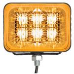 Delta Design SecuriLED 6 head Bracket Mount LED PN:497042